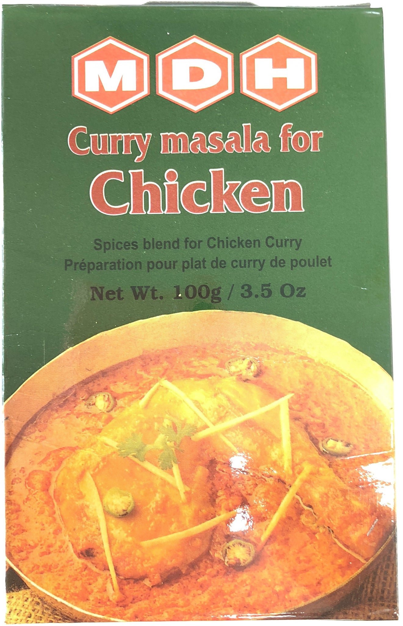 Curry Masala for Chicken