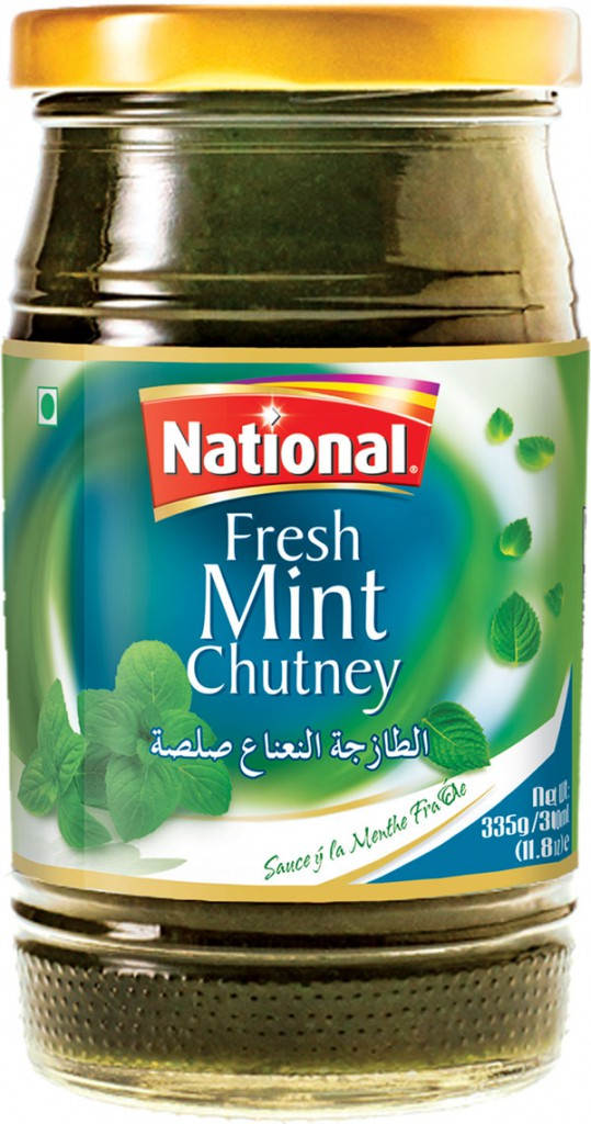 Fresh Mint Chutney