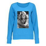Women's French Terry Slouchy With Close Up Image