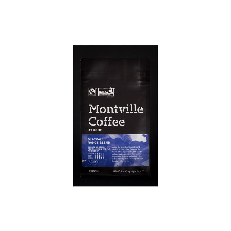 Montville Coffee Blackall Range Blend - 250g