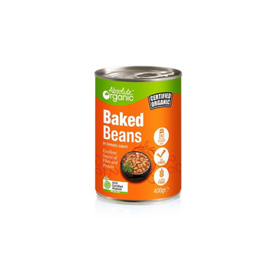 Baked Beans (Organic Canned)