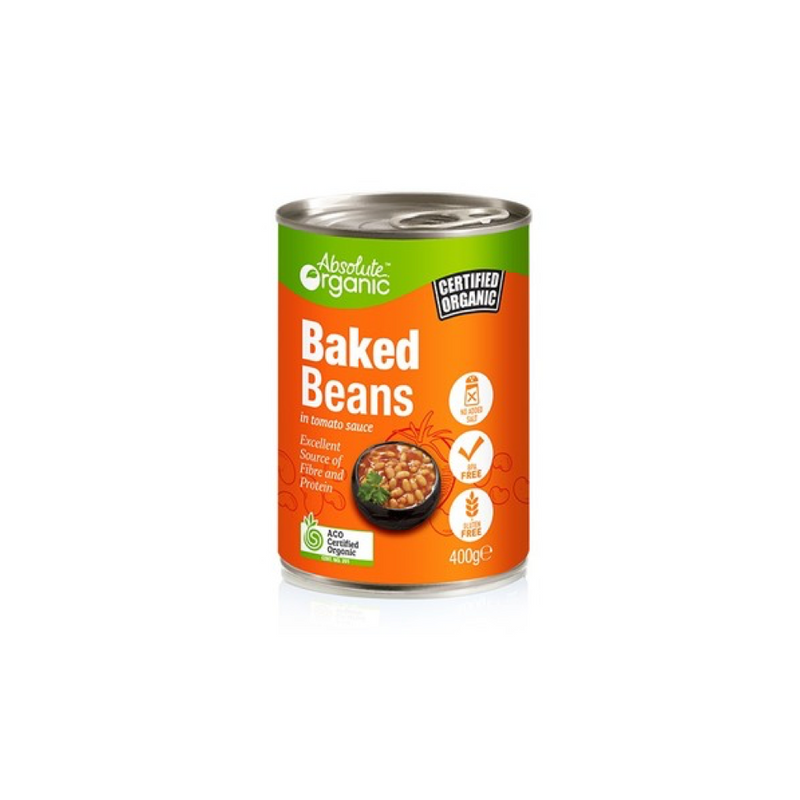 Baked Beans (Canned)
