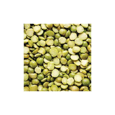 Green Split Peas (Organic)
