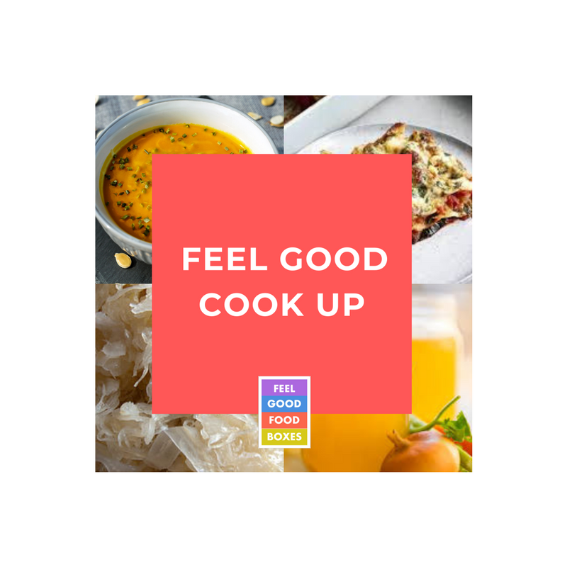Feel Good Cook Up 30.05.2020 10am-4pm