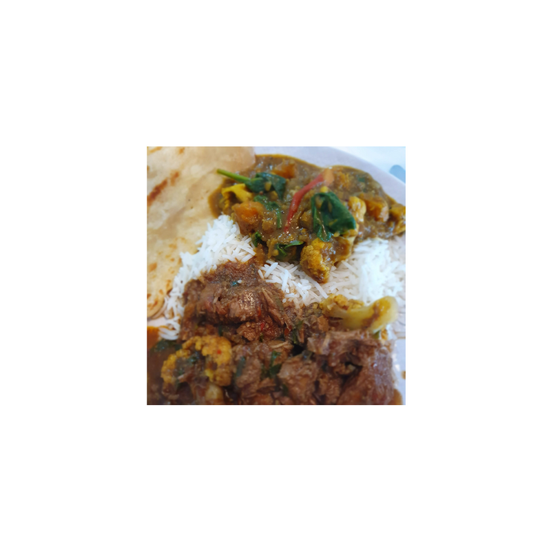 Organic Lamb Korma Curry