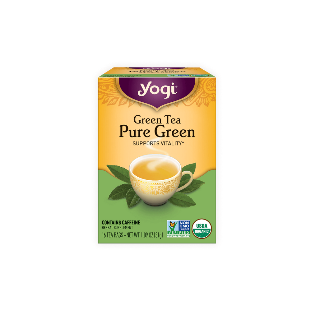 Yogi Tea - Pure Green Tea