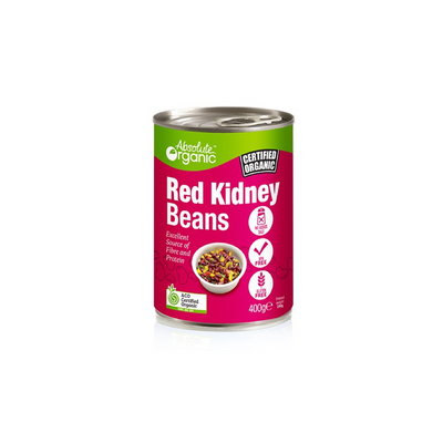 Red Kidney Beans (Canned)
