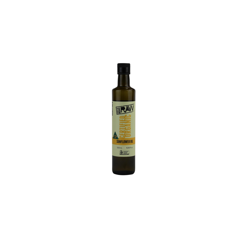 Sunflower Oil (Organic)