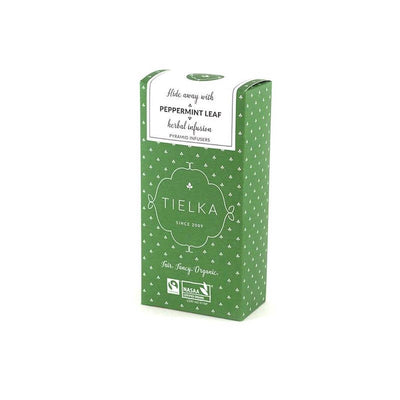 Tielka Tea - Peppermint (Organic & Fairtrade)