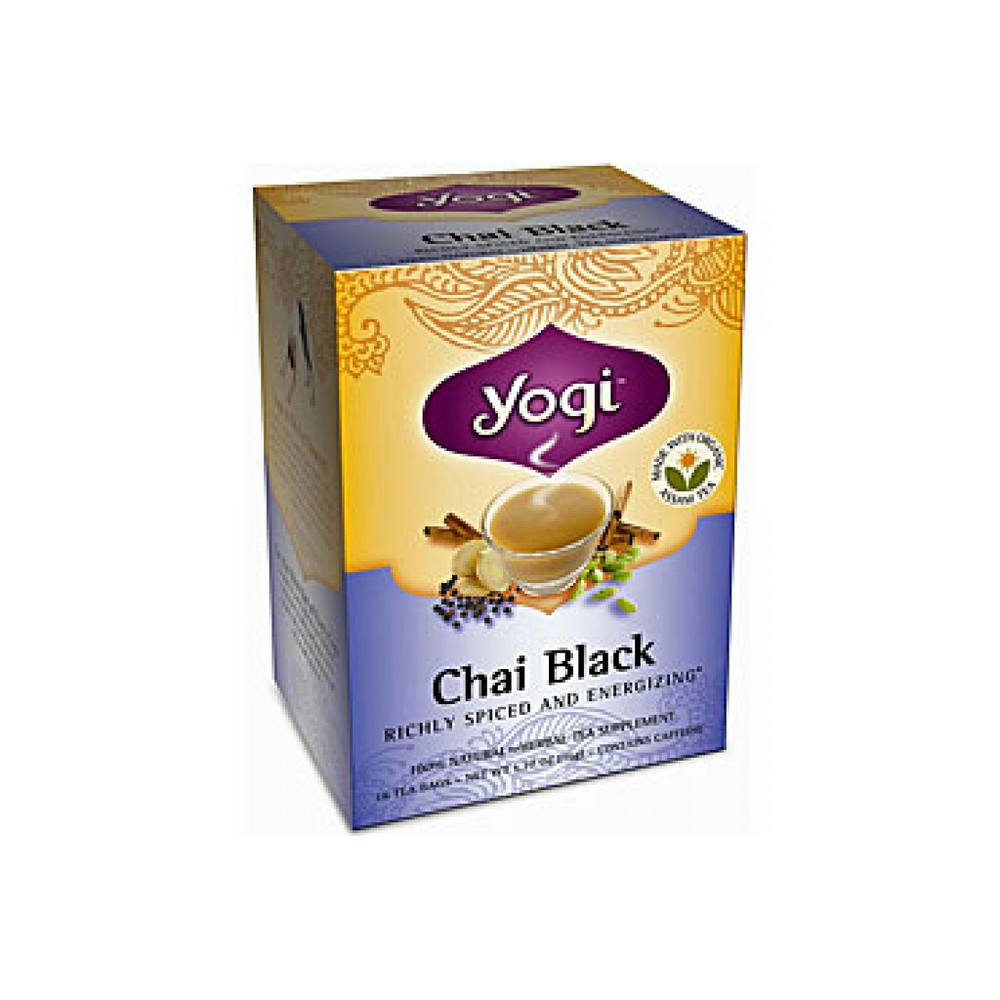 Yogi Tea - (Organic) Chai Black
