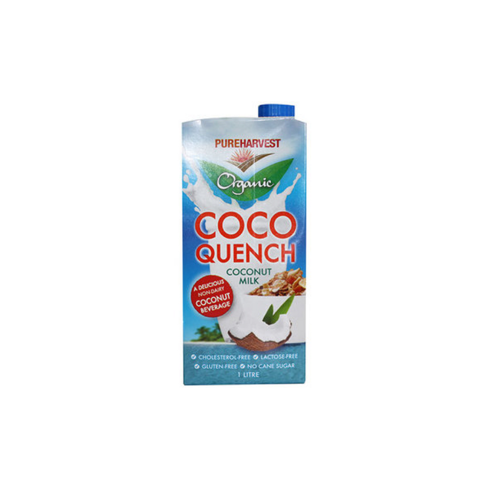 Milk Coco Quench (Organic)