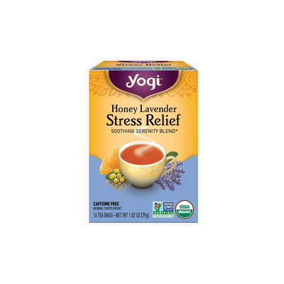 Yogi Tea - Honey Lavender Stress Relief