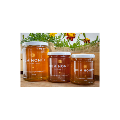 Hum Honey Pure Raw Cold Extracted