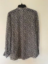 Load image into Gallery viewer, The Kooples Silk Blouse - Brand New
