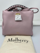 Load image into Gallery viewer, Mulberry Small Iris Powder Pink Heavy Grain - Brand New