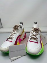 Load image into Gallery viewer, Stella McCartney Eclypse Rainbow Sneakers - Brand New