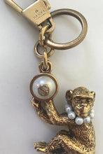 Load image into Gallery viewer, Gucci bag charm (Preloved)