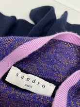 Load image into Gallery viewer, Sandro Paris Angora Sweater - Brand New