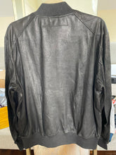 Load image into Gallery viewer, Diesel L-Nikolai Bomber Jacket in Waxed Suede - Brand New