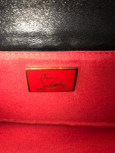 Christian Louboutin Spike Clutch - Preloved