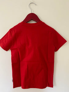 Paul Smith Junior - Voili Winter Red T Shirt - Brand New