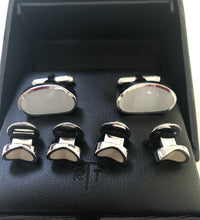 Load image into Gallery viewer, Tateossian cufflinks and studs set