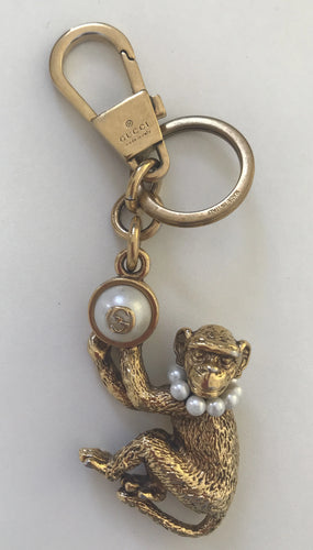 Gucci bag charm (Preloved)
