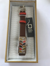 Load image into Gallery viewer, Orla Kiely Ladies Stem Watch (Brand new)