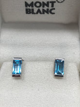 Load image into Gallery viewer, Mont Blanc Boheme Earrings (Preloved)