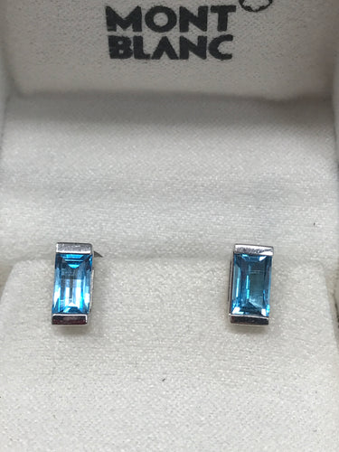 Mont Blanc Boheme Earrings (Preloved)