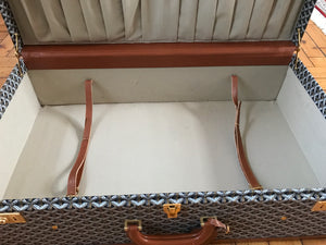 Goyard Vintage Trunks (Two)