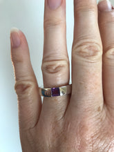 Load image into Gallery viewer, Mont Blanc Boheme Topaz and Amethyst Boheme Ring