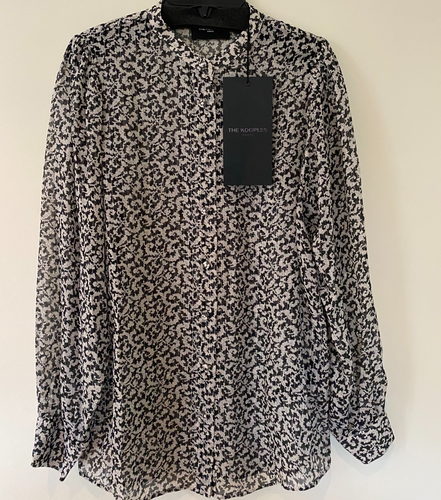 The Kooples Silk Blouse - Brand New