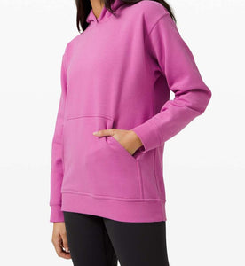 Lululemon All Yours Magenta Hoodie - Brand New