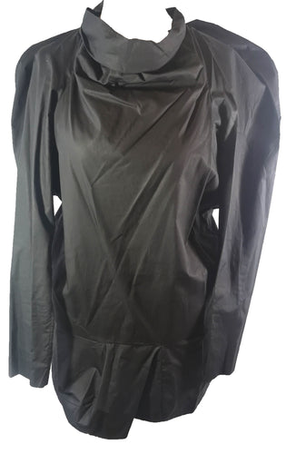 Marni Black Cotton Top/Jacket (Preloved)