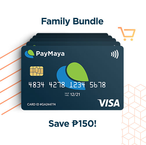 payWave Cards (5pcs)