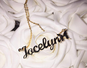 *Exclusive!* Valentines day Special! Couple's Name Necklace (Parental Package!)