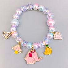 Load image into Gallery viewer, Children's Pearl Bracelet