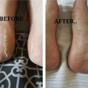 Fancy Feet Solution - Reflective Beauty Co.