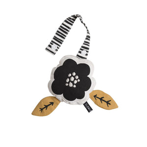 Wee Gallery Stroller Toy Flower