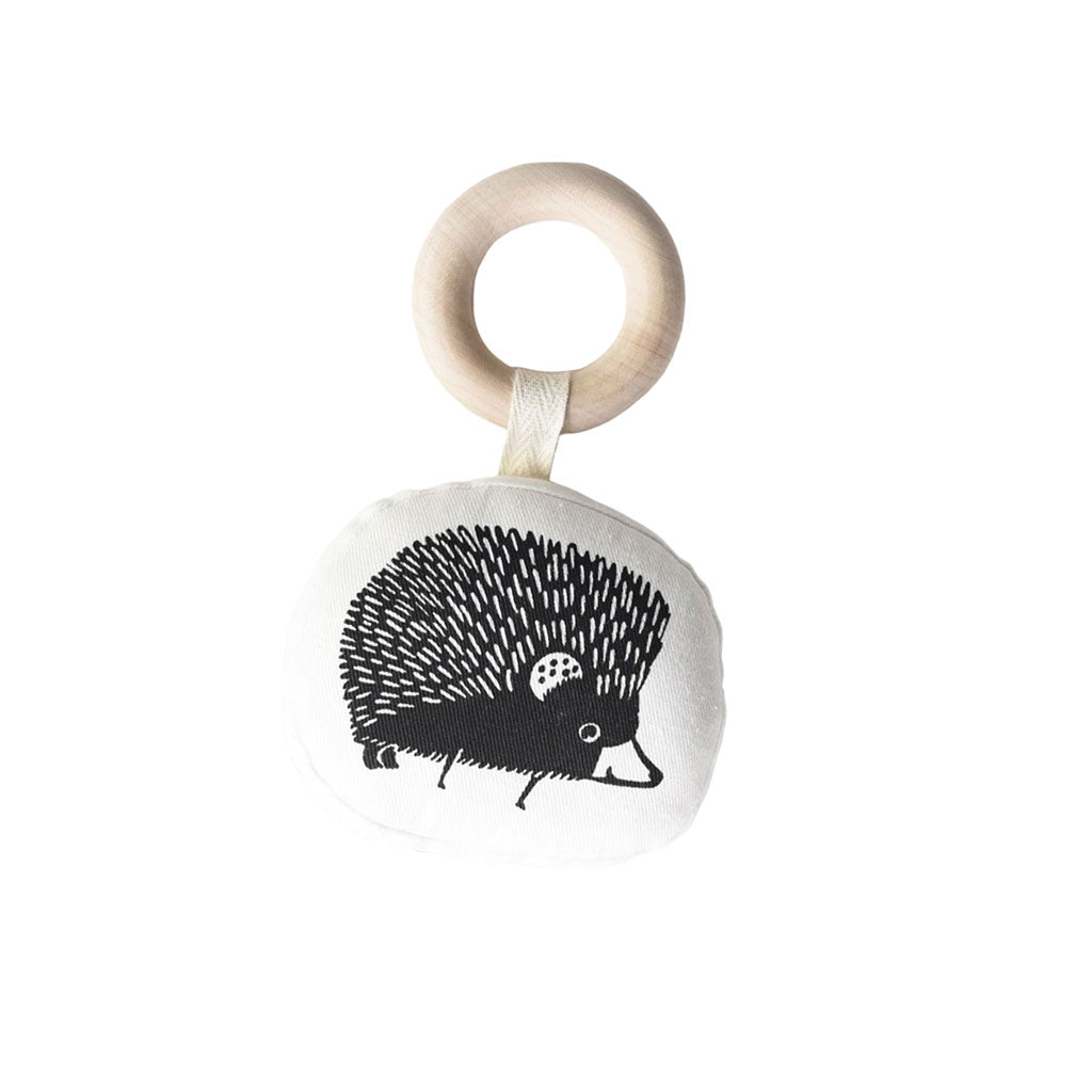 Wee Gallery Organic Teether Hedgehog