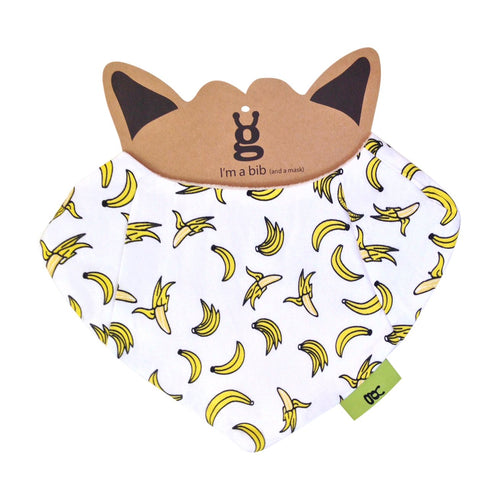 Love from Bug - Banana Bib