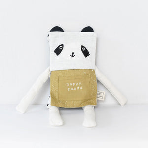 Wee Gallery Organic Flippy Friend Panda