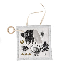 Load image into Gallery viewer, Wee Gallery Organic Cotton Activity Pad Woodland
