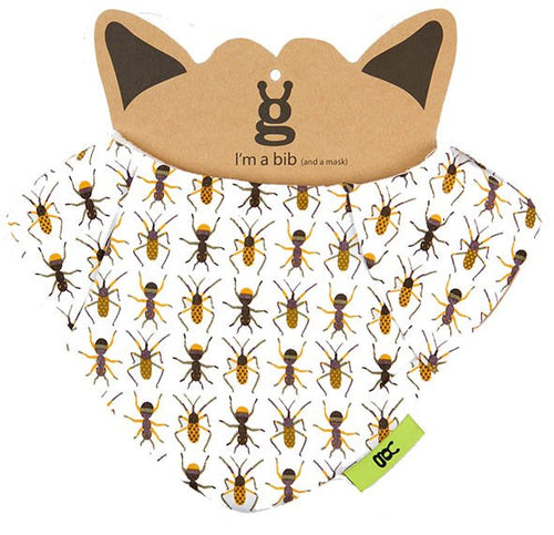 Love from Bug - Ants Bib