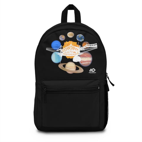 Arecibo Observatory planets - Backpack