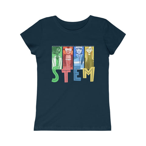 Girls in STEM (Kid's Tee)