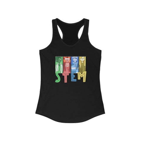 Girls in STEM - Women's Racerback