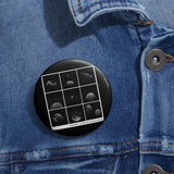 Asteroid Radar - Pin Button
