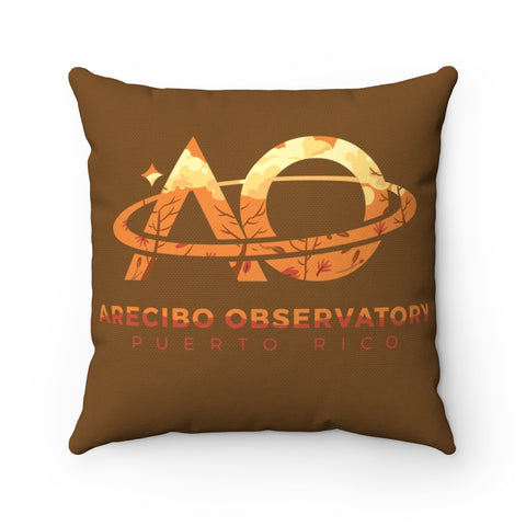 AO Fall Logo - Square Pillow